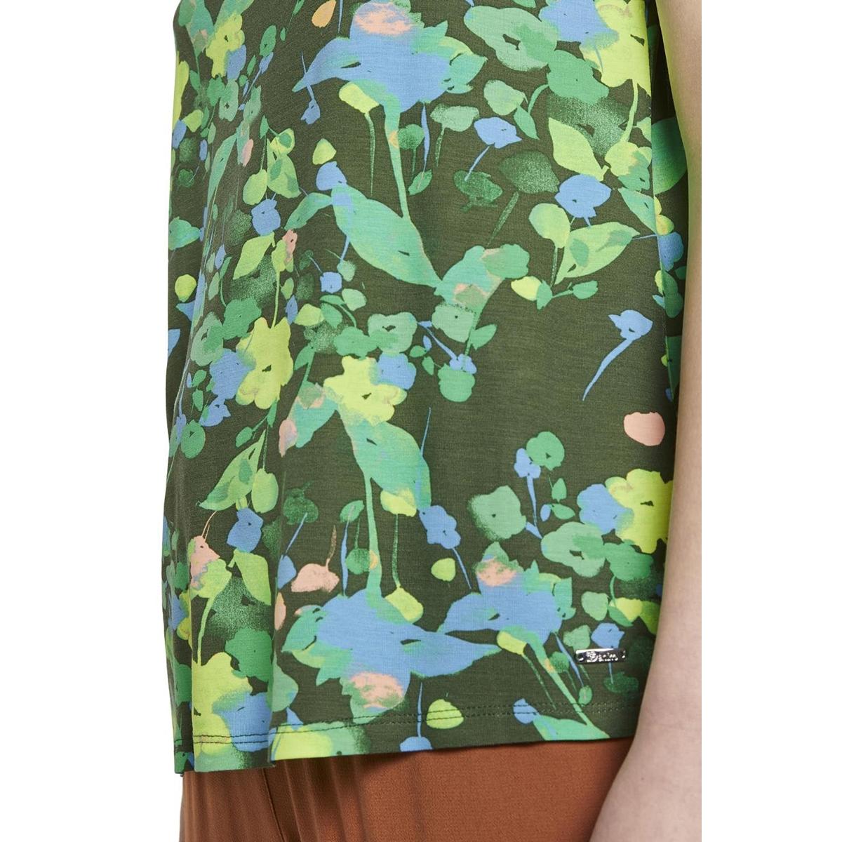 jersey top met print 1018456xx71 tom tailor top 22510