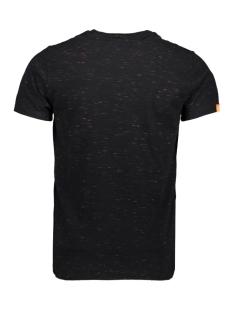 ol vintage emb crew m1010024a superdry t-shirt black fluro space dye