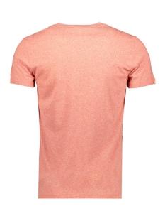 ol vintage embroidery vee tee m1010122a superdry t-shirt grenadine grit