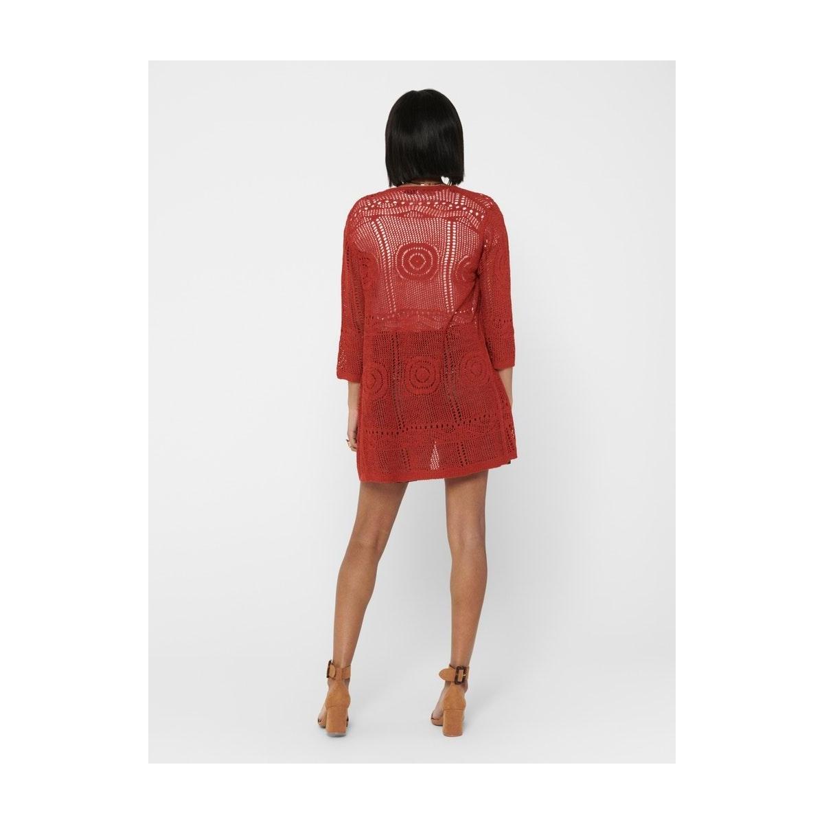 jdykofi 3/4 kimono knt denim 15200527 jacqueline de yong vest bossa nova