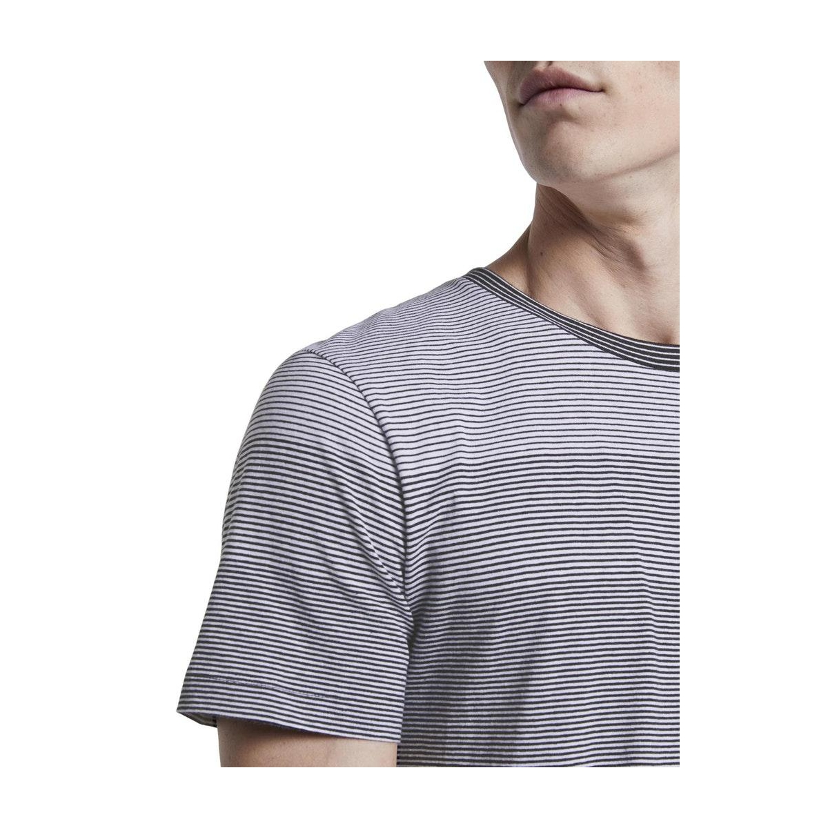 gestreept t shirt met verloop 1018560xx12 tom tailor t-shirt 12895