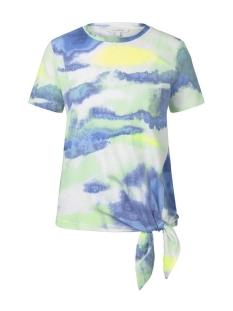 Tom Tailor T-shirt LOS T SHIRT MET KNOOPDETAIL 1018457XX71 21592