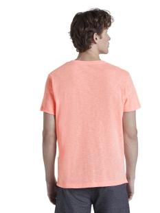 gestreept t shirt met borstzak 1018562xx12 tom tailor t-shirt 22886
