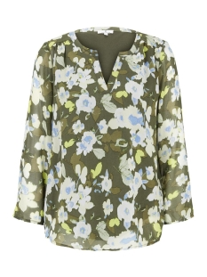 Tom Tailor Blouse CHIFFON JERSEY SHIRT MET BLOEMENPRINT 1019967XX70 23151