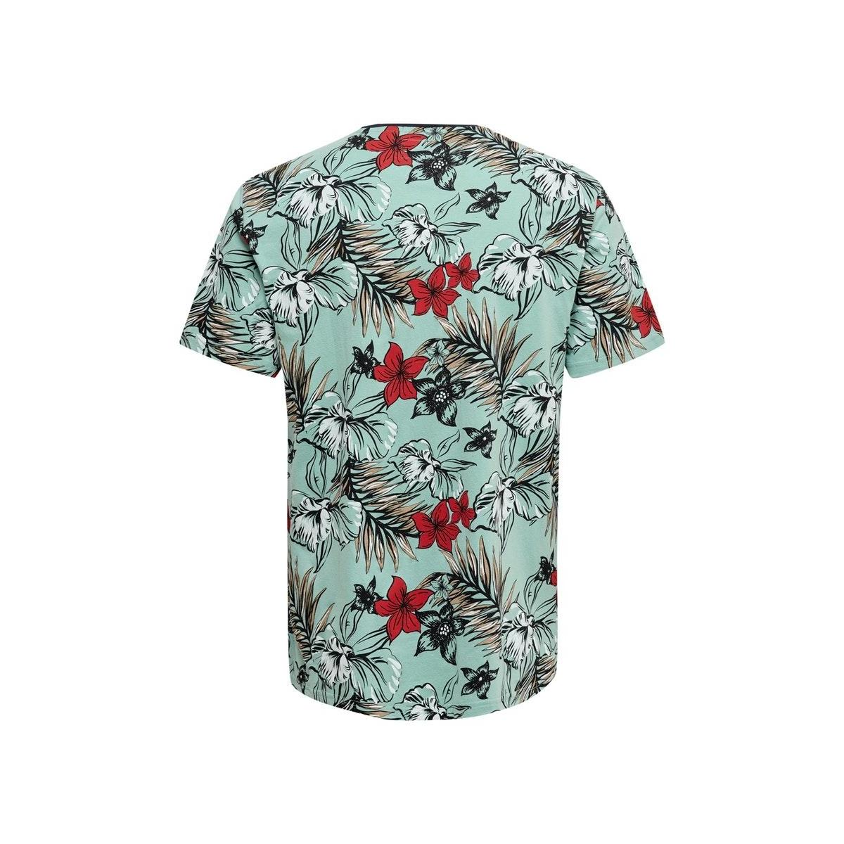 onskafka slim ss aop tee 22016074 only & sons t-shirt aquifer