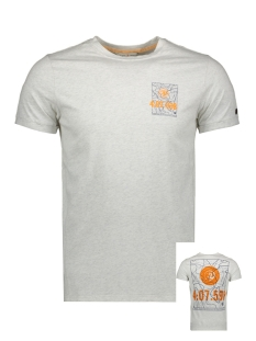 Cast Iron T-shirt COLOURED SLUB JERSEY LOGO T SHIRT CTSS203270 7003