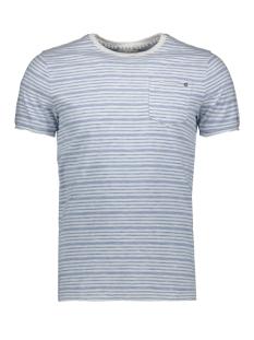 stripe jersey t shirt ctss203276 cast iron t-shirt 5068