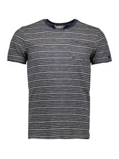 Cast Iron T-shirt STRIPE JERSEY T SHIRT CTSS203276 7138