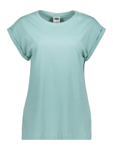 Urban Classics T-shirt LADIES SS TEE TB771 BLUE MINT