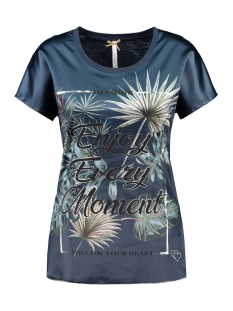 Key Largo T-shirt ENJOY ROUND WT00203 1200 NAVY
