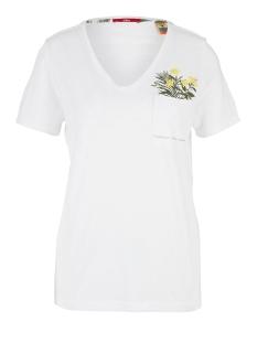 s.Oliver T-shirt JERSEY T SHIRT 140043235338 01D1