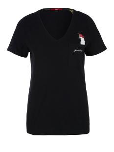 s.Oliver T-shirt JERSEY T SHIRT 140043235338 99D0