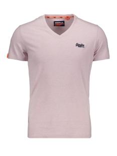 Superdry T-shirt VINTAGE TEE M1010032A CHALK PINK FEEDER