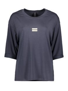 10 Days T-shirt SHORT SLEEVE TEE 20 748 0202 DARK GREY BLUE