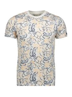 Cast Iron T-shirt FINE JERSEY MELANGE T SHIRT CTSS203272 7003