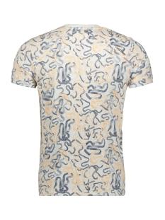 fine jersey melange t shirt ctss203272 cast iron t-shirt 7003