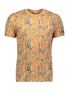Cast Iron T-shirt FINE JERSEY MELANGE T SHIRT CTSS203272 7138