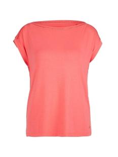 s.Oliver T-shirt VISCOSE SHIRT MET GEHAAKTE KANT 14005325365 4510