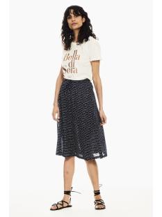 t shirt met glitter tekstprint q00009 garcia t-shirt 53 off white