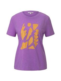 Tom Tailor T-shirt T SHIRT MET PRINT 1019381XX71 22516