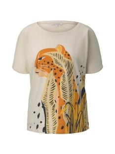 Tom Tailor T-shirt T SHIRT MET DIERENPRINT 1019382XX71 22515