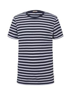 Tom Tailor T-shirt GESTREEPT T SHIRT 1019089XX12 23409