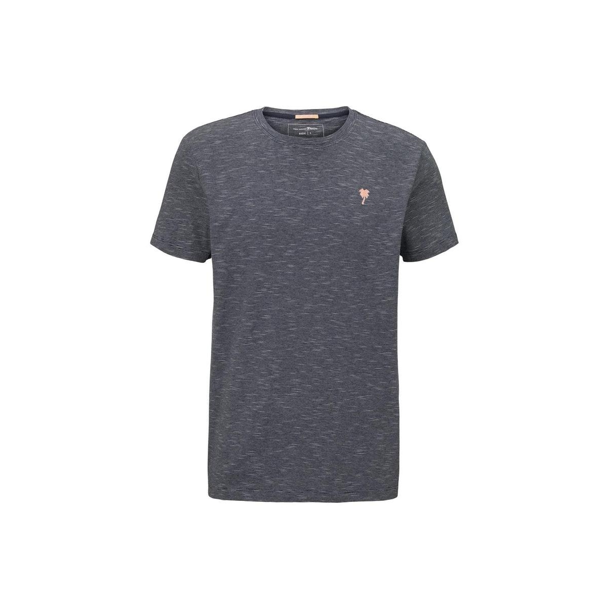 gestreept t shirt 1019085xx12 tom tailor t-shirt 19183