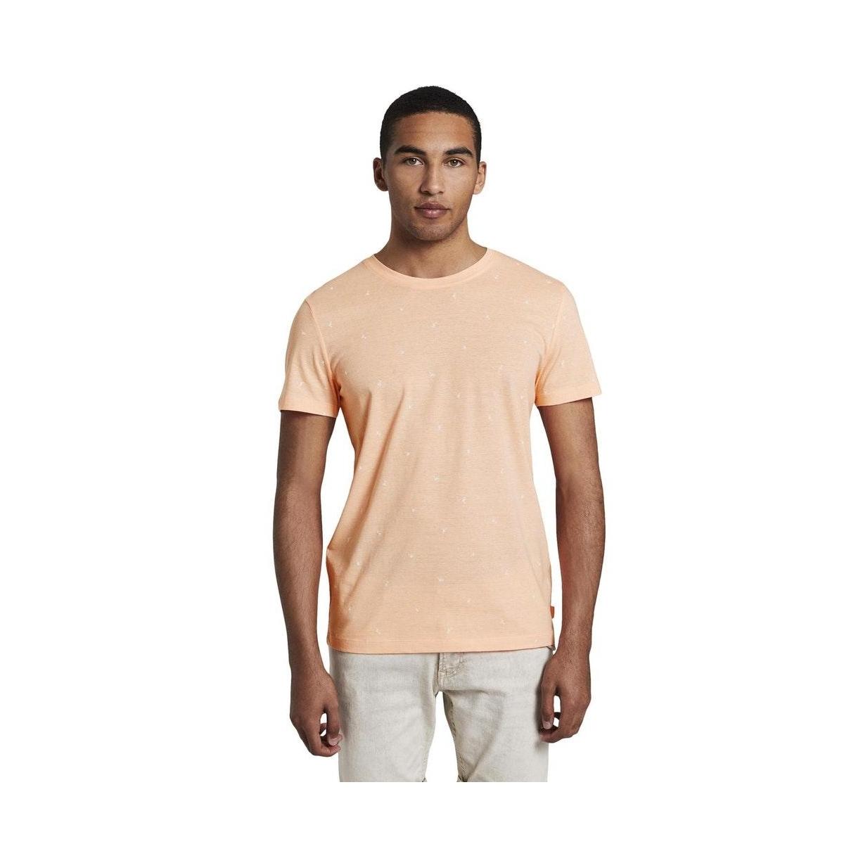t shirt met allover print 1019088xx12 tom tailor t-shirt 23118