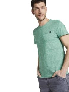Tom Tailor T-shirt T SHIRT MET PRINT EN BORSTZAK 1019693XX10 23394