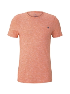Tom Tailor T-shirt T SHIRT MET PRINT EN BORSTZAK 1019693XX10 23391