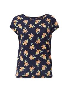 Esprit T-shirt T SHIRT MET LINNENMIX 050EE1K335 E400
