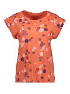 Esprit T-shirt SHIRT MET PRINT 050EE1K375 E645