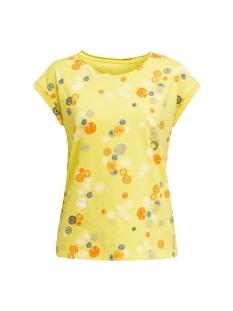 Esprit T-shirt SHIRT MET PRINT 050EE1K375 E740