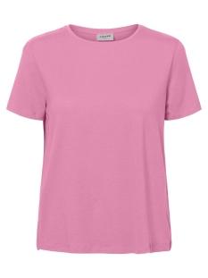 Vero Moda T-shirt VMAVA SS TOP VMA 10195723 ROSEBLOOM