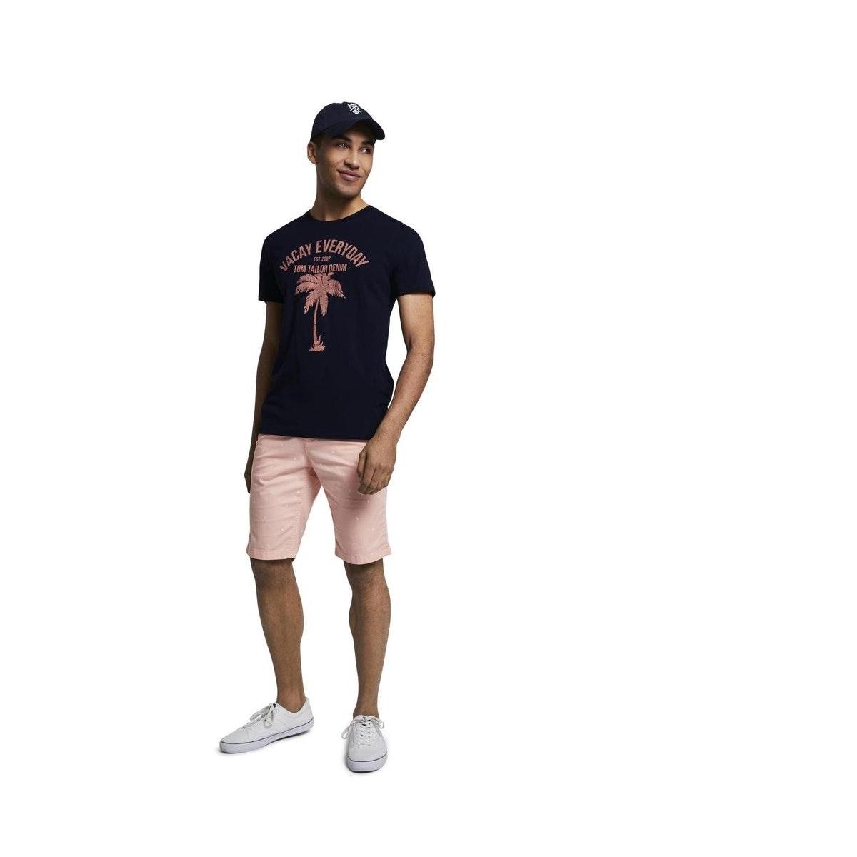 t shirt met print 1020108xx12 tom tailor t-shirt 10668