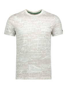 coloured slub jersey t shirt ctss204284 cast iron t-shirt 910