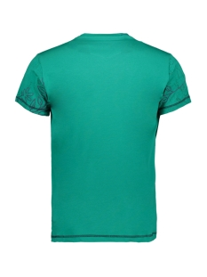 t shirt 15196 gabbiano t-shirt green