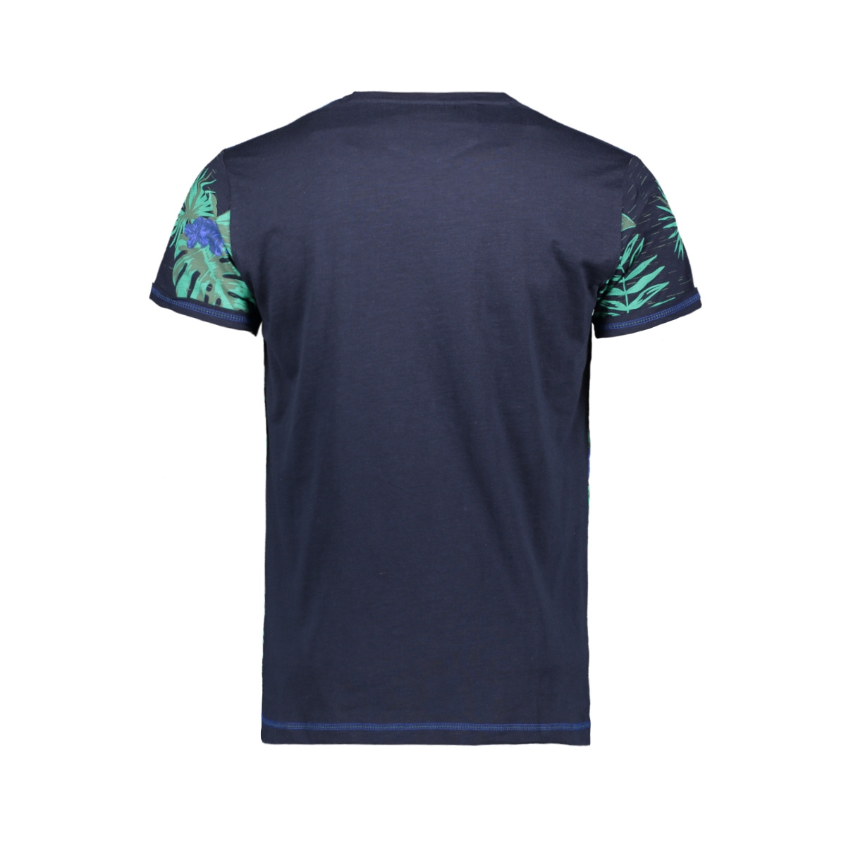 t shirt 15195 gabbiano t-shirt navy