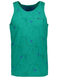singlet 15197 gabbiano t-shirt green