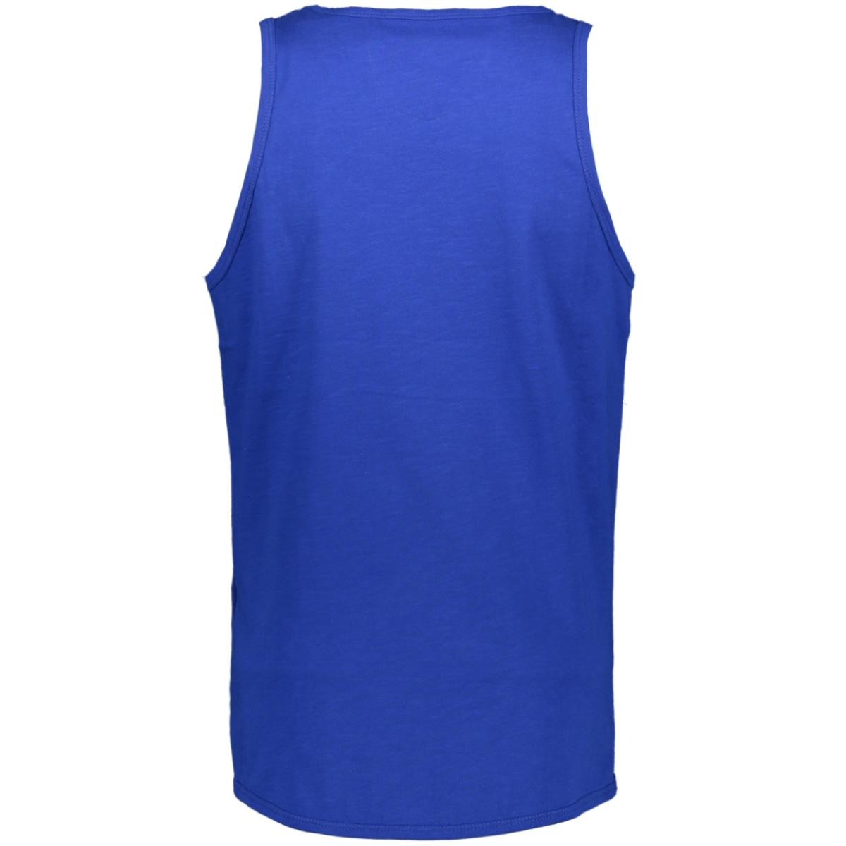 singlet 15200 gabbiano t-shirt cobalt