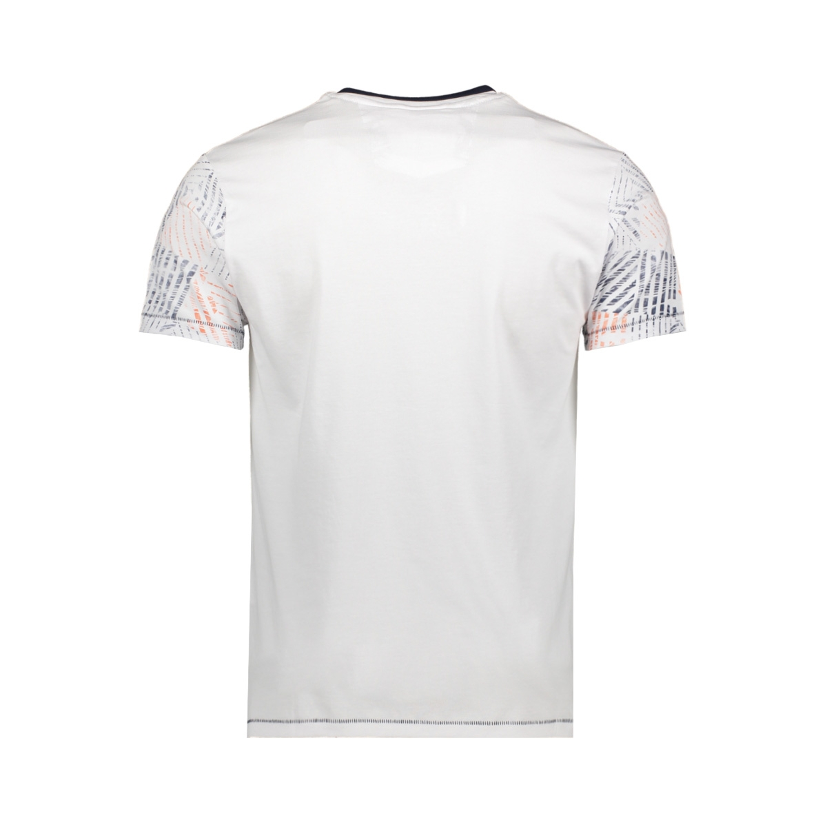 t shirt 15201 gabbiano t-shirt white