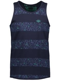 singlet 15194 gabbiano t-shirt navy