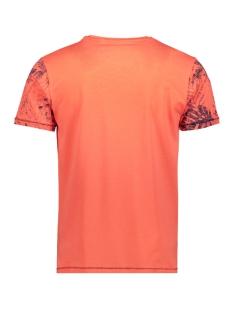 t shirt 15193 gabbiano t-shirt peach