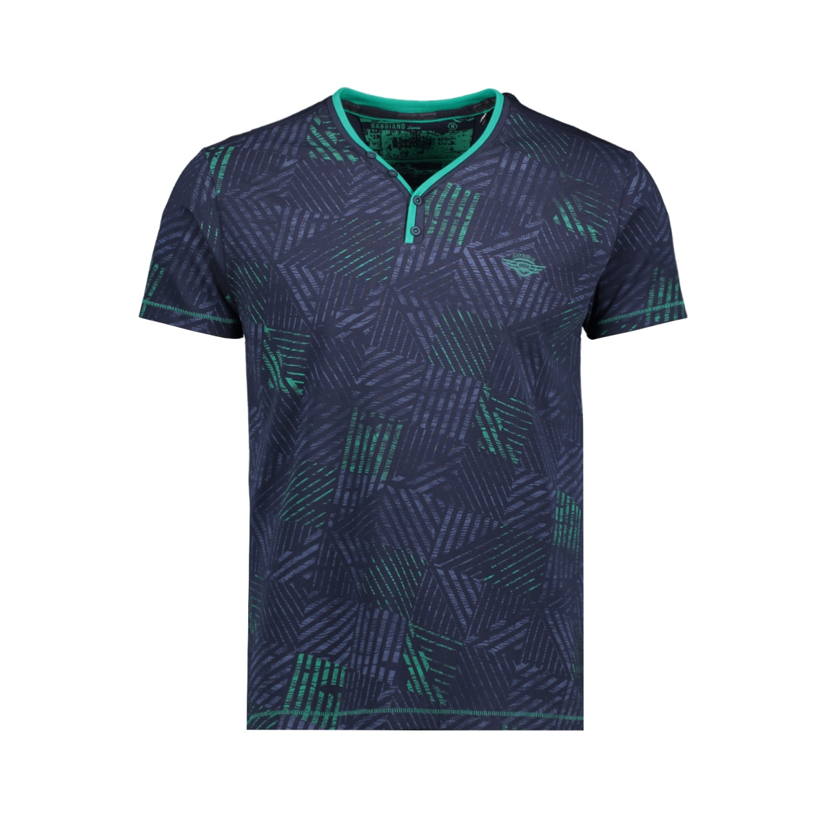 t shirt 15201 gabbiano t-shirt navy