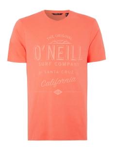 O'Neill T-shirt LM MUIR T SHIRT 0A2330 3121 MANDARINE