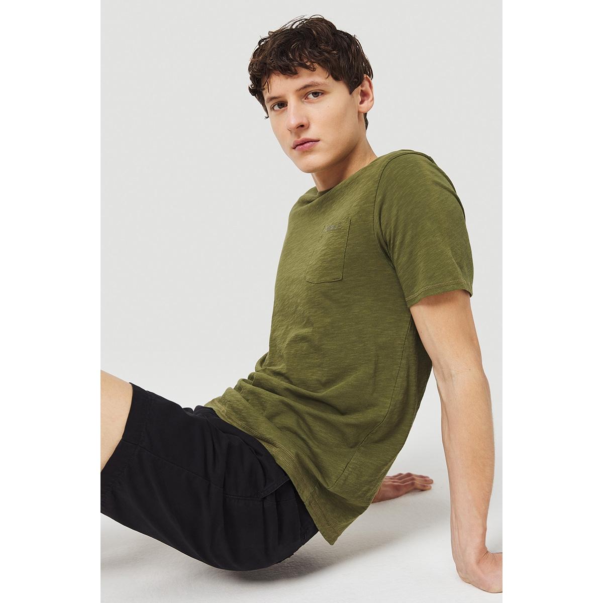 lm essentials t shirt 0a2334 o`neill t-shirt 6077 winter mos
