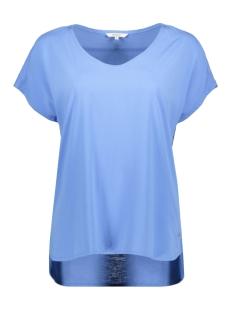 Sandwich T-shirt T SHIRT MET AANGEKNIPTE MOUW 21101847 40064