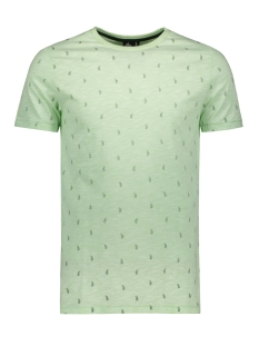 Kultivate T-shirt TS ANANAS 1901020239 447 GREEN ASH