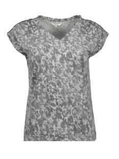 Sandwich T-shirt T SHIRT MET ELASTISCHE SCHOUDERSTUKKEN 21101790 80076