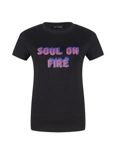 Lofty Manner T-shirt TEE MARTA MF54 BLACK